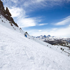 Mammoth skiing - ©Cody Downard Photography