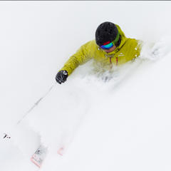 Men's 2015 Powder Skis