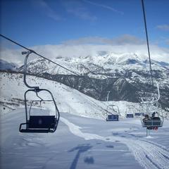 Sciare low cost in Liguria - ©Monesi di Triora