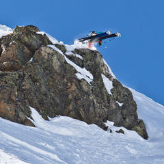 OpenFaces off-piste contest in Obergurgl 2014