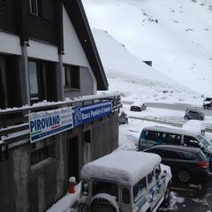 Neve d'estate sulle Alpi - Passo Stelvio 30 Giugno 2014 - ©Pirovano