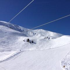 Pila - Neve di Marzo 2014