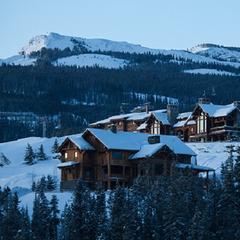 Privat-Lodges im Yellowstone Club, Montana - ©Tom Erickson