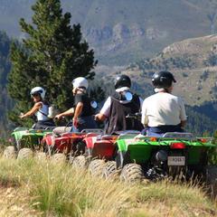 Riding quads in Andorra - ©visitandorra.com