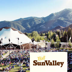 Summer in Sun Valley