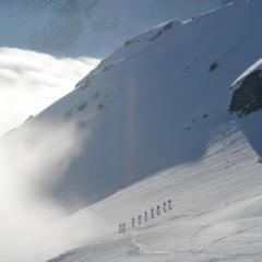 Skitour Pizzo Tambo (3279 m)