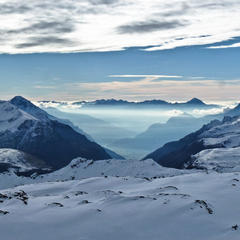 Skitour Pizzo Tambo (3279 m) - ©Daniel Schweiss