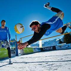 Snow Volleyball World Tour 2014