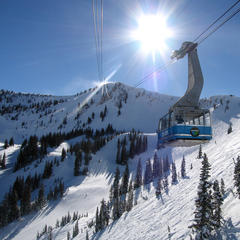 Snowbird tram - ©Snowbird Ski and Summer Resort