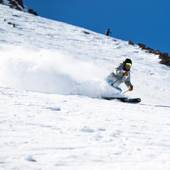 Sunny, powdery Mammoth Mountain - ©Cody Downard Photography