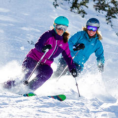 Women's 2015 All-Mountain Back Skis - ©Cody Downard Photography