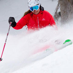 Women's 2015 Powder Skis - ©Cody Downard Photography
