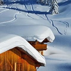 Skigebiet Zauchensee - ©Skiparadies Zauchensee | Christian Schartner