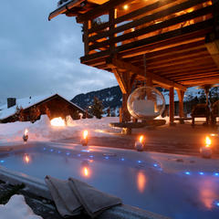 Chalet Spa Verbier, Switzerland - ©Chalet Spa Verbier