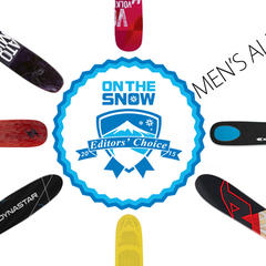 2015 Editors' Choice Men's All-Mountain Back Skis