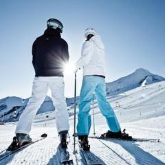 Skifahren auf dem Kitzsteinhorn - ©Gletscherbahnen Kaprun AG Rudimental