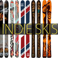 2015 Indie Ski Buyers' Guide
