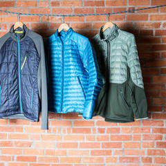 3 Men's Mid Layers that Top our List - ©Liam Doran