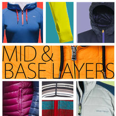 2015 Mid & Base Layer Buyers' Guide