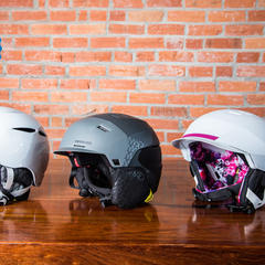 3 Top Women's Helmets Worthy of Helmet Hair  - ©Liam Doran