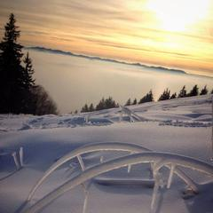 Ski park Kubínska hoľa (30.11.2014) - © Michal Hečko