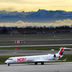Lyon-Saint Exupéry Airport: Direct flights and easy access to the Alps - ©Lyon-Saint Exupéry Airport