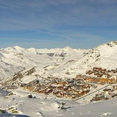 Snow report: Five French resorts open today - ©Val Thorens