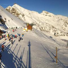 Alpe d'Huez (19 dec 2014) - © Webcam Katalys