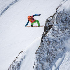Jonathan Charlet (FRA) - ©Freeride World Tour | David Carlier