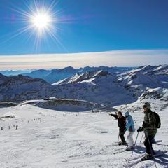 Korutánsko: Štyri tipy, kam na lyžiach za slnkom - ©HT-NPR, D. Zupanc