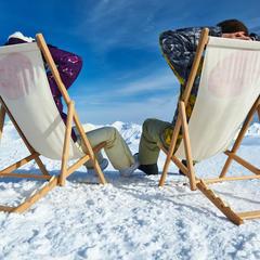 7 idées reçues sur le ski de printemps - ©© Haveseen - Fotolia.com