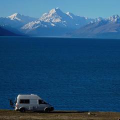 Camping-Paradies Neuseeland - ©Florian Reuter | Julia Mohr