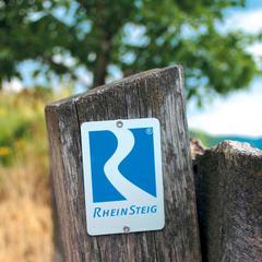 Markierung - © Rheinsteig-Büro