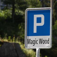 Impressionen vom Bodhi Camping am Magic Wood/Averstal - ©bergleben.de