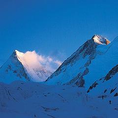 Zwischen Basislager und Lager I am Gasherbrum II - ©www.amical.de