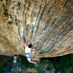Chris Sharma in