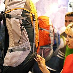 Rucksack Verkauf - © European Outdoor