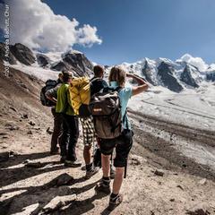 Wandern in Graubünden - ©Andrea Badrutt, Chur