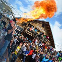 Osm nejluxusnějších après ski barů na světě - ©la Folie Douce