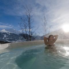 Terme e Spa, la magia del benessere in montagna