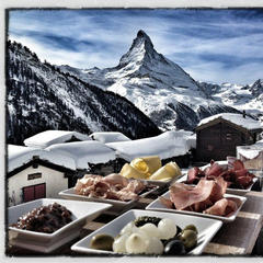 Luxus pur in den Bergen: Die exklusivsten Berghütten der Alpen - ©Chez Vrony