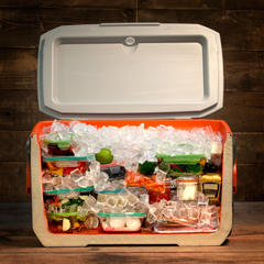 Cooler packing - ©REI