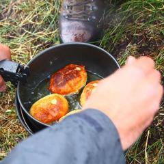 Ernährung auf Trekkingtouren - © Frieda Knorke