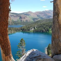 Crystal Lake - ©Mammoth Lakes