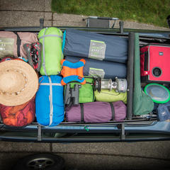 precision packing - ©REI