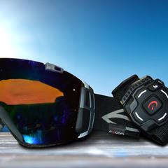 Smart Ski Goggles. - ©Ski amade