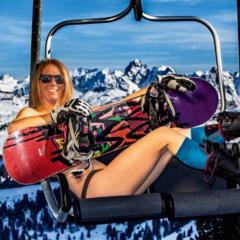 miss mars calendier monitrices de ski 2016 - ©Scuola Sci Selva http://www.scuolasciselva.com - Robert Perathoner ski instructor & photographer - www.foto-prodigit.com