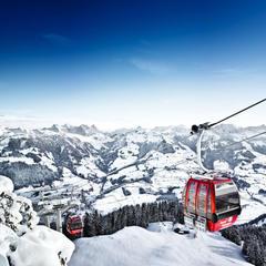 Nydelig utsikt i Kitzbüehl. - ©Kitzbüheler Alpen Marketing