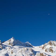 Traumhaftes Panorama am Stubaier Gletscher - ©Skiinfo