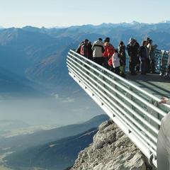 Fascinujúce vyhliadkové plošiny v Alpách - ©Dachstein